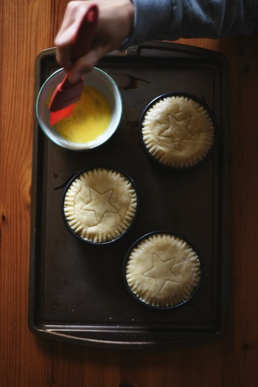Chili + Fennel Seed Pork Pies